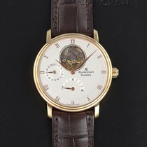 Blancpain Villeret 6025-3642-55b Very good Rose gold 38mm Automatic