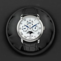 Blancpain Platinum 42mm Automatic 6659-3431-55b pre-owned United States of America, New York, Airmont
