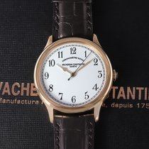 Vacheron Constantin Historiques Rose gold 39mm White United States of America, New York, Airmont