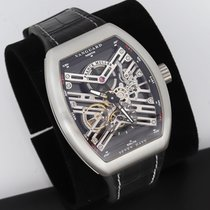 Franck Muller Vanguard Steel 44mm Transparent