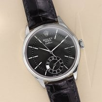 Rolex Cellini Dual Time new 2016 Automatic Watch with original box and original papers 50529