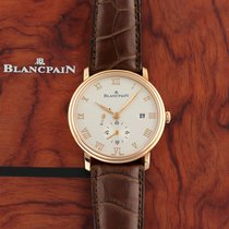 Blancpain Villeret Ultra-Slim new 2014 Manual winding Watch with original box and original papers 6606-3642-55b