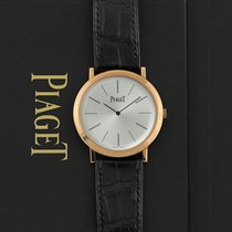 Piaget Altiplano Rose gold 38mm Silver United States of America, New York, Airmont