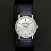 Vacheron Constantin Patrimony White gold 30mm Mother of pearl United States of America, New York, Airmont