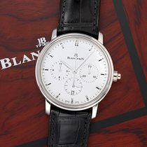 Blancpain Steel 38mm Automatic 6185-1127-55b pre-owned United States of America, New York, Airmont