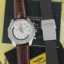 Breitling Bentley B05 Unitime Steel 49mm White United States of America, New York, Airmont