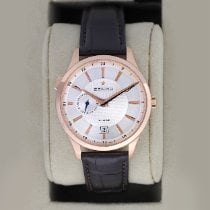 Zenith Elite Dual Time Rose gold 40mm Silver United States of America, New York, Airmont