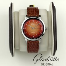 Glashütte Original Sixties new 2020 Automatic Watch with original box and original papers 1-39-52-13-02-04