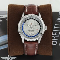 Breitling Aviator 8 Steel 43mm Silver United States of America, New York, Airmont