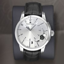 Maurice Lacroix Pontos new 2014 Automatic Watch with original box and original papers pt6318-ss001-130