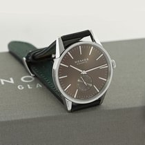 NOMOS Zürich new 2020 Automatic Watch with original box and original papers 823