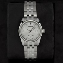 Tudor Glamour Date Steel 31mm Silver United States of America, New York, Airmont