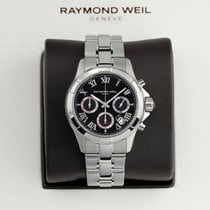 Raymond Weil Parsifal Steel 41mm Black