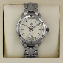 TAG Heuer Link Calibre 5 Steel 42mm Silver United States of America, New York, Airmont