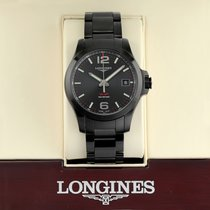 Longines L3.716.2.56.6 2020 Conquest 41mm new United States of America, New York, Airmont
