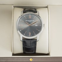 Baume & Mercier Classima Steel 42mm Grey United States of America, New York, Airmont