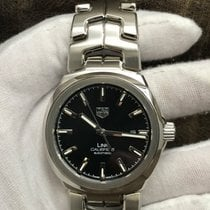 TAG Heuer Link Calibre 5 Steel 41mm United States of America, New York, New York