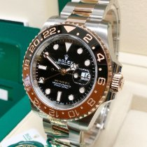Rolex GMT-Master II Gold/Steel 40mm Black No numerals United Kingdom, Wilmslow