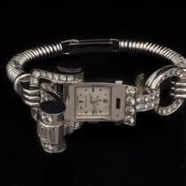 Rolex Oyster Precision Veldig bra Platina 13mm Manuelt