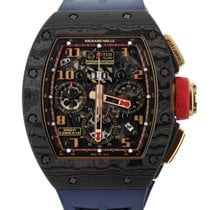 Richard Mille 50mm Automatic RM011 pre-owned United States of America, Illinois, BUFFALO GROVE