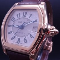 Cartier 2524 Yellow gold 2000 Roadster 37mm pre-owned