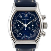 Girard Perregaux Richeville Steel 35.5mm Blue