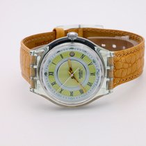 Swatch Plastic 37mm Automatic SAG400 new