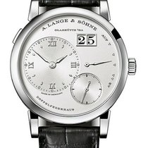 A. Lange & Söhne Lange 1 new 2010 Manual winding Watch with original box and original papers 0191.039