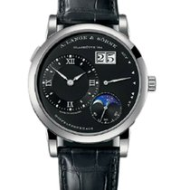 A. Lange & Söhne Manual winding Black 39mm new Lange 1