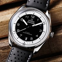 Omega new Automatic Chronometer Limited Edition 39.5mm Steel Sapphire crystal