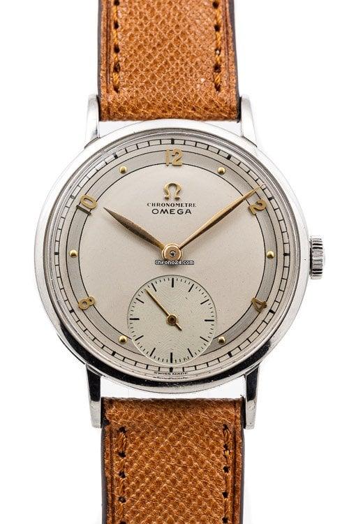 Omega Omega Chronometre Ref. 2364 1944 tweedehands