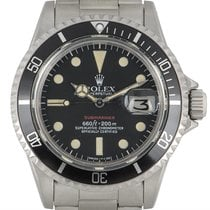 Rolex Submariner Date Steel 40mm Black United Kingdom, London