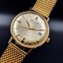 GUB Glashütte pre-owned Automatic 31mm Gold