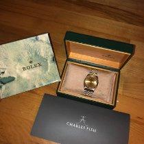 Rolex Datejust Guld/Stål 36mm Guld Danmark, Risskov
