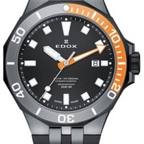 Edox Кварцевые 53015 357GNOCA NIN новые