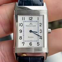 Jaeger-LeCoultre Reverso Classic Small Duetto 23mm Silver United States of America, Texas, Houston