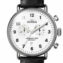 Shinola Steel 43mm Quartz S0120001941 new United States of America, New Jersey, Cherry Hill