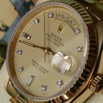Rolex Day-Date 36 Желтое золото