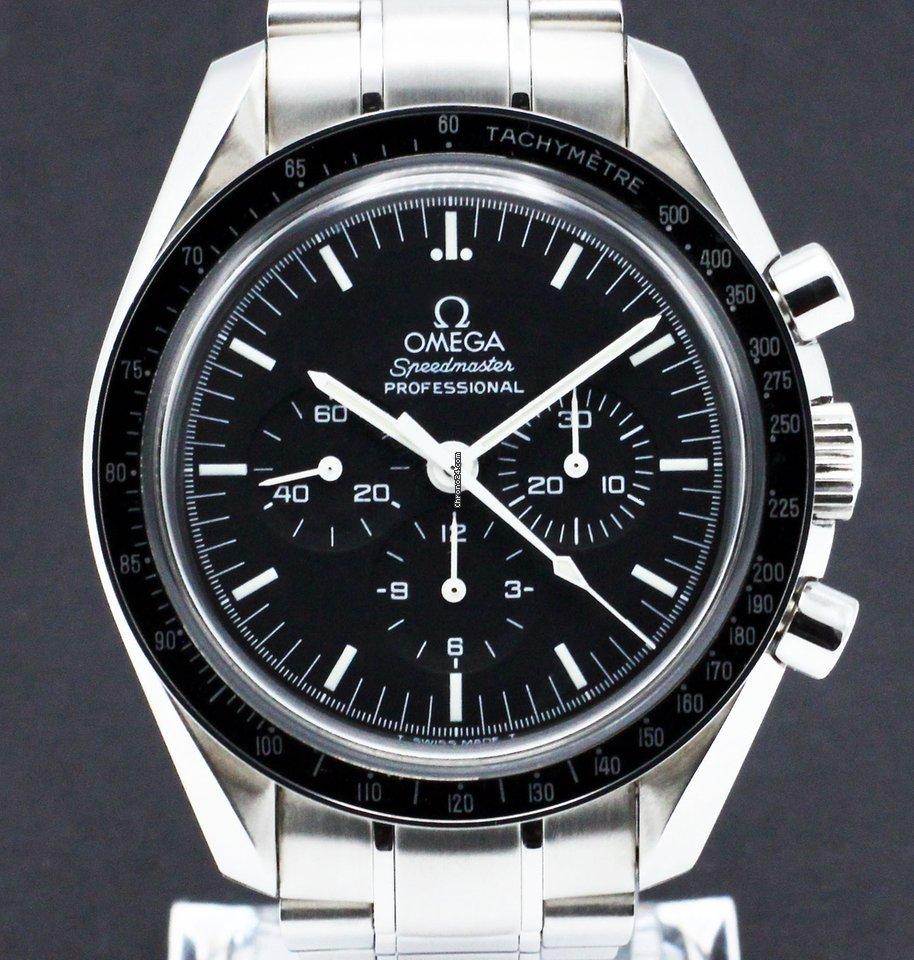 Omega Speedmaster Professional Moonwatch 3572.50.00 1997 použité