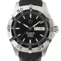 TAG Heuer Aquaracer 300M Steel 42mm Black