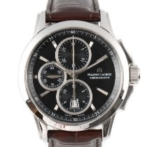 Maurice Lacroix Pontos Chronographe Steel 42mm Black