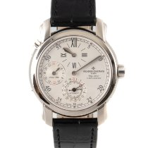 Vacheron Constantin Malte White gold 38.5mm Silver