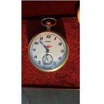 Oris Watch pre-owned Steel 50mm Manual winding Watch only