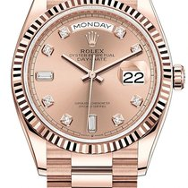Rolex Day-Date 36 Rose gold 36mm Pink No numerals United States of America, California, Los Angeles