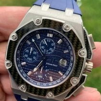 Audemars Piguet 26030PO.00.D021IN.01 Platinum Royal Oak Offshore Chronograph 44mm new United States of America, New York, New York
