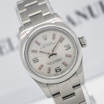 Rolex Oyster Perpetual 26 Stahl 26mm Silber Arabisch Deutschland, München