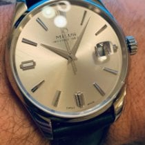 Milus Steel 40mm Automatic HKIT001 new