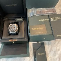 Audemars Piguet 26400IO.OO.A004CA.02 Titane 2020 Royal Oak Offshore Chronograph 44mm occasion