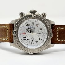 Breitling E13360 Titanium 2010 Avenger 44mm pre-owned United States of America, Massachusetts, Barre