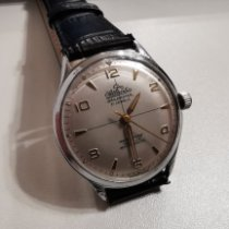 Atlantic Steel 36mm Manual winding pre-owned